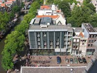 Anne Frank's House.  Click to enlarge image.