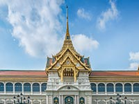 Bangkok's Grand Palace (© Andy Marchand, CC-BY-ASA-3.0)