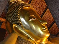 Wat Pho, the Reclining Buddha