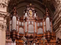 The Sauer Organ at the Berlinerdom