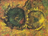 van Gogh's Sunflowers at Bern's Kunstmuseum