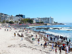 Sea Point is one of Cape Town's most affluent suburbs
