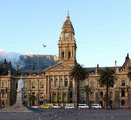 The Old Cape Town City Hall