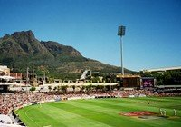 The picturesque Newlands Cricket Ground.