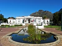 The Iziko foundation has 12 instituions in Cape Town, including the South African National Gallery, the South African Museum and the Slave Lodge