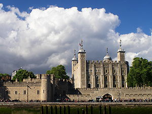 London Tower is a tourist magnet all year around