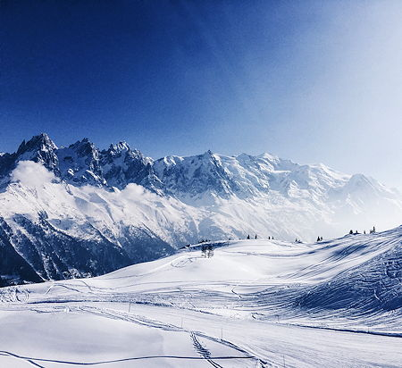 he Chamonix Valley is considered by many to be the best freeride resort in the world