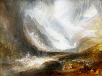 A Turner in the Chicago Institute of Art