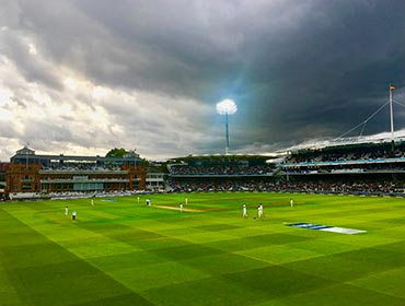 Lord's Cricket ground, North London