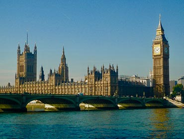 The Palace of Westminster, Central London (© ktanaka, CC-BY-SA-3.0)