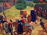 The Peasants Revolt, Mile End