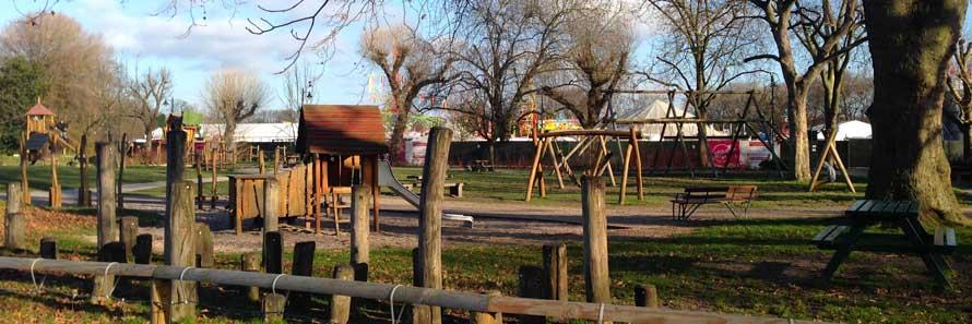 The Victoria Alexandra Playground