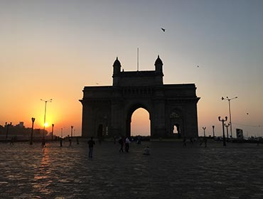 The Gateway to India, an iconic symbol of Mumbai