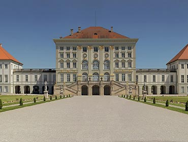 Munich's Nymphenburg Palace (© Richard Bartz, CC-BY-SA-2.5)