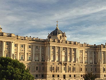 Madrid's Royal Palace (© Eric Titcombe, CC-BY-2.0)