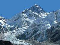 Everest and Lhotse, Everest region.