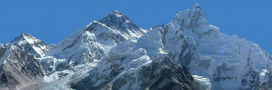 Mount Everest is one of Nepal's biggest attractions