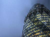 30 St Mary Axe in a storm (©  http://www.cgpgrey.com, CC-BY-2.0).