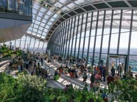 The Walkie-Talkie's Sky Garden (© Colin, CC-BY-SA-4.0)
