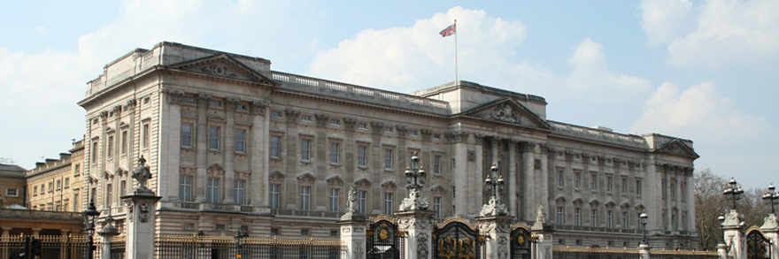 Buckingham Palace, Central London