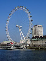 The London Eye Central London