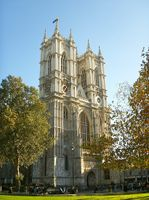 Westminster Abbey, Central London