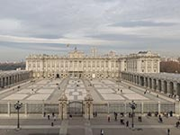 The Palacio Real in Madrid (© Diego Delso, CC-BY-ASA-4.0)