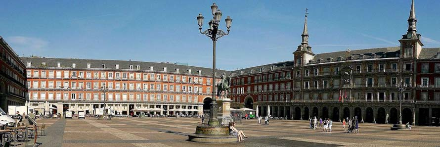 Plaza Mayor (© Ronny Siegel, CC-BY-4.0)