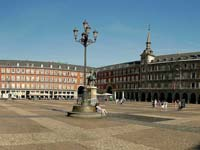 The Plaza Mayor, Madrid, is one of the capital's top attractions (© Ronny Siegel, CC-BY-4.0)