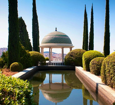 La Concepción, the botanical and historical garden in Malaga (© paolotrabattoni.it, CC BY 2.0)