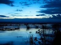Dusk at Lake Naivasha (© McKay Savage, CC-BY-2.0).