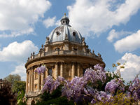 The Radcliffe Camera (© Tony Hisgett, distributed under a CCASA 2.0 Generic licence).