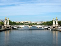 Why not take a boat trip down the River Seine, Paris.