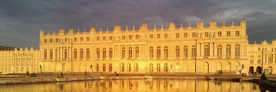The Versailles Palace (© FABRICE LEMESSIER, CC-BY-ASA-3.0)