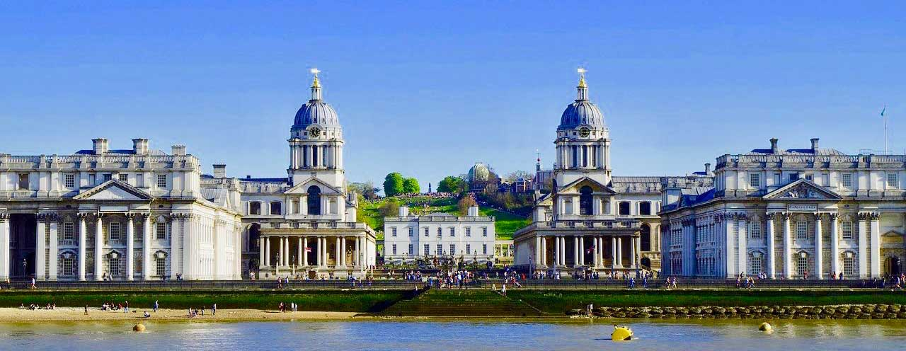 The Old Royal Naval College is the jewel in south London's architectural crown