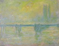 A Monet on display at Toronto's Art Gallery of Ontario