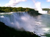 Niagara Falls, outside of Toronto