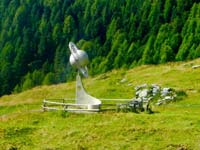 The Chemin des Planetes or Planets Trail