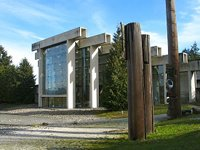 The University of British Columbia's Museum of Anthropology