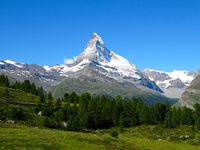 The Matterhorn from Sunnegga