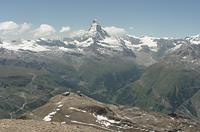 The crowd-free views from the Oberrothorn are probably the best in Zermatt.