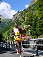The Zermatt marathon